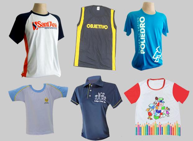Camisas para Uniforme Escolar – camisariabh 2aca295ab35fb